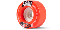 70MM GLIDE - 80A RED