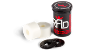 RAD BUSHING SET 86A - WHITE